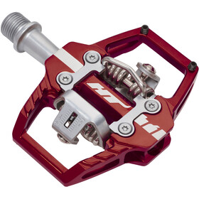 HT Enduro Race T1 Pedals, red